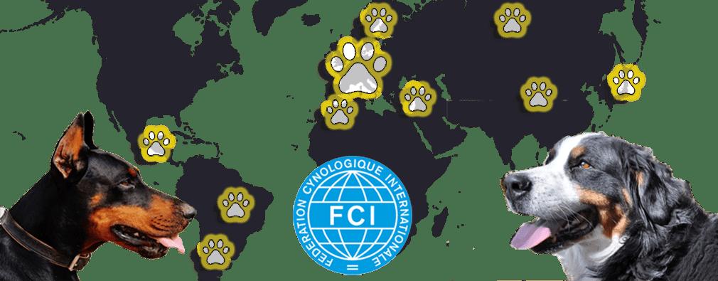 FCI – World Dog Show kiállítási naptár