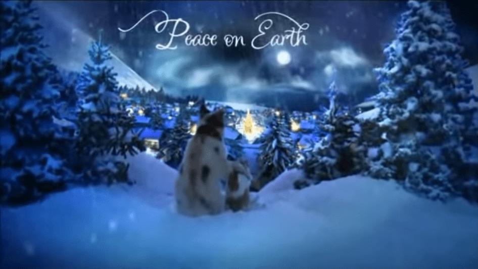 Boldog Karácsonyt kíván a Kutya Portál!